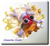 Frosch Carmen Glasperle