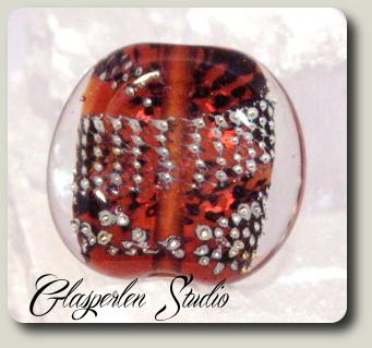 Silver Classic Glasperle