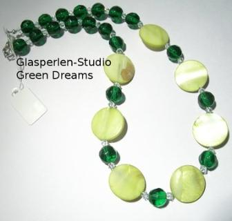 Kette green Dreams